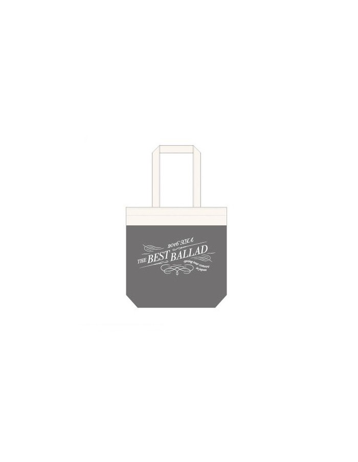 2016 XIA The Best Ballad Spring Tour Concert - Eco Bag