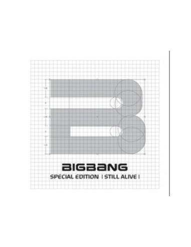 BIGBANG SPECIAL EDITIONON - STILL ALIVE CD + Poster