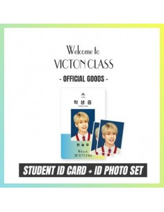 VICTON Welcome to Victon Class Fanmeeting Goods : Student ID Card