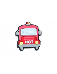 NCT127 Stationery Magnet - FIRE TRUCK Version