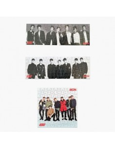 iKON 2016 SHOWTIME TOUR IN SEOUL - iKON PUZZLE