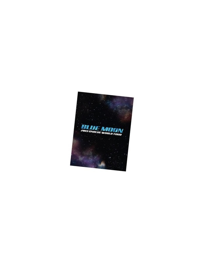 [CNBLUE Official Goods] CNBLUE BLUE MOON Brochure