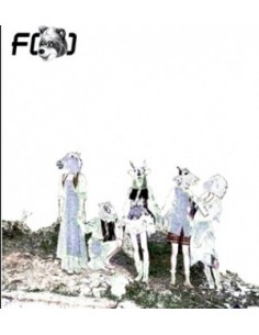 FX F(x) 2nd Mini Album Electric Shock CD + Poster