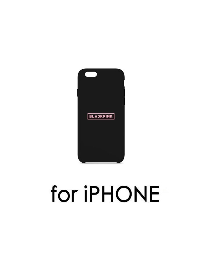 BLACKPINK PHONECASE BLACK MIRROR (For. iPhone)