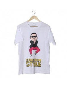 [PSY Official Goods] 2012 PSY GANGNAM STYLE T-SHIRT
