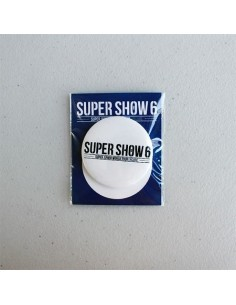 Super Junior : Super Show 6 - Pin Button