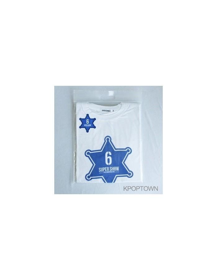 [SM Official Goods] Super Junior : Super Show 6 - T-shirts Ver 1