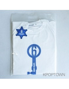[SM Official Goods] Super Junior : Super Show 6 - T-shirts Ver 2