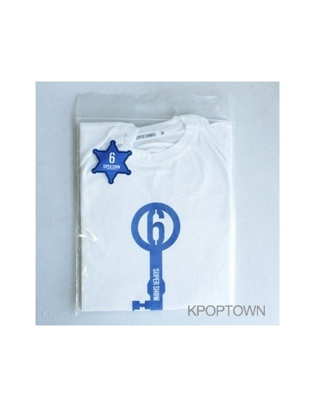 [SM Official Goods] Super Junior : Super Show 6 - T-shirts Ver 2