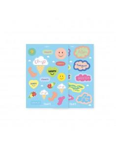 cravity cloud 9 goods removerable sticker set
