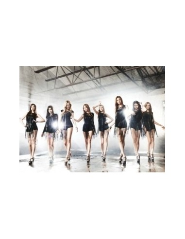 After School Maxi Single Album  FLASHBACK CD + Poster