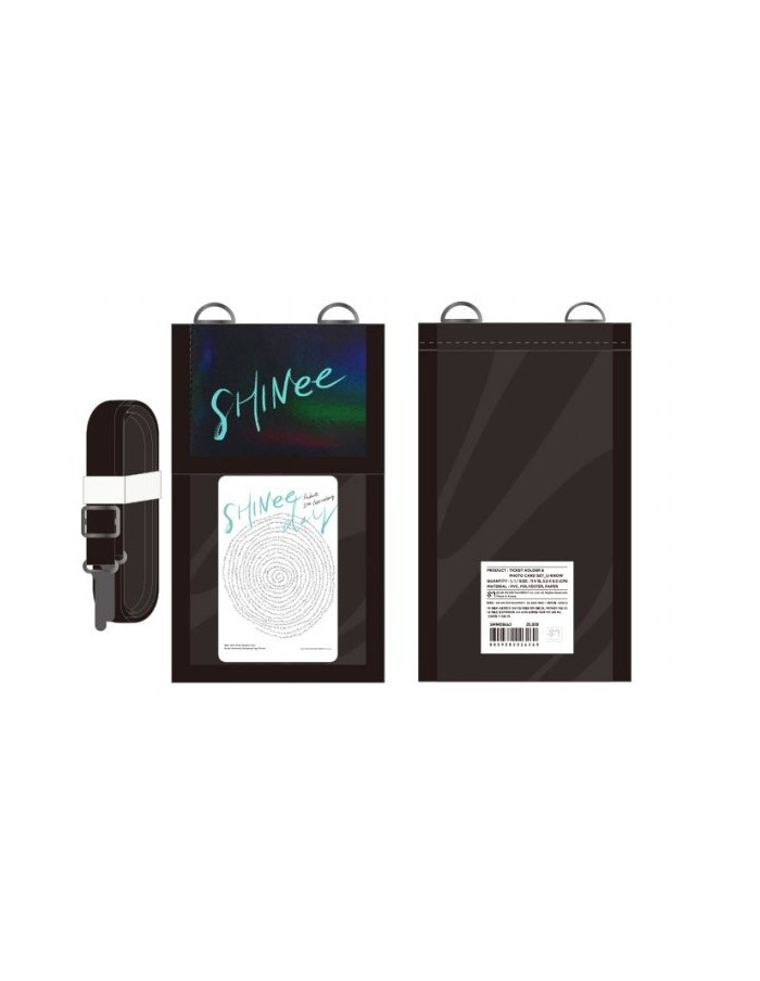 SHINee Day Official Goods - Fanlight Name Tag (5Kinds)