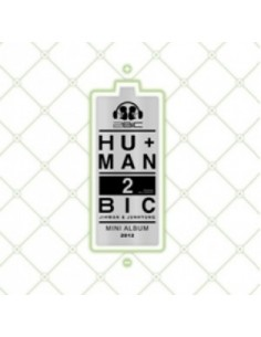 2Bic First Mini Album CD - HU+MAN