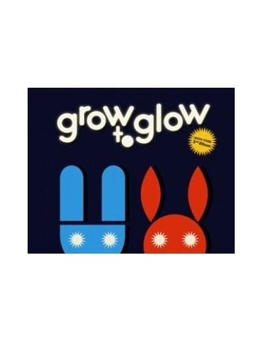 Lucite tokki 3rd Album Vol 3  CD - Grow to Glow