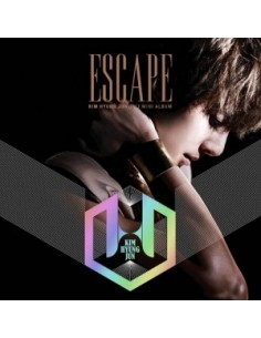 Kim Hyung Jun 2nd Solo Album - ESCAPE CD+60P Photobook Package Type-1
