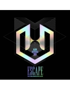 Kim Hyung Jun 2nd Solo Album - ESCAPE CD+ DVD+ Poster Package Type-2