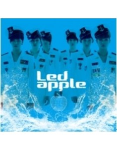Led Apple 2nd Mini Album - RUN TO YOU CD + Poster